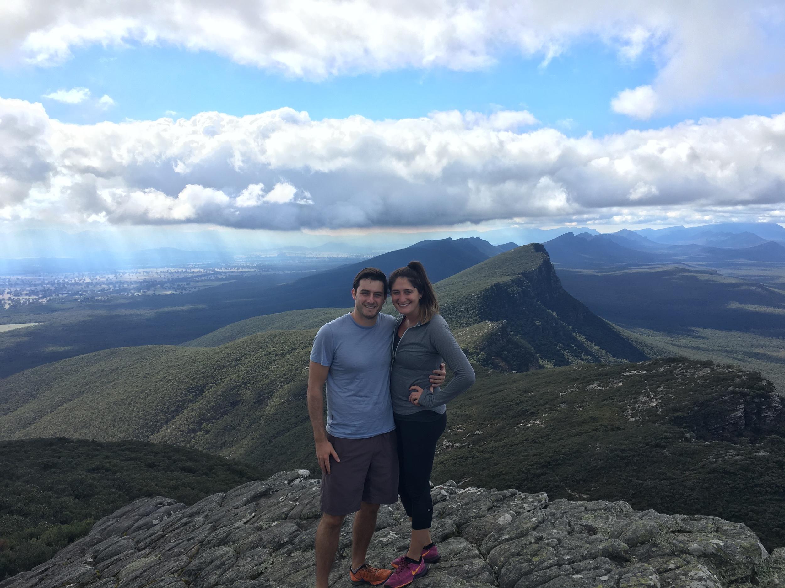 On Mount Abrupt