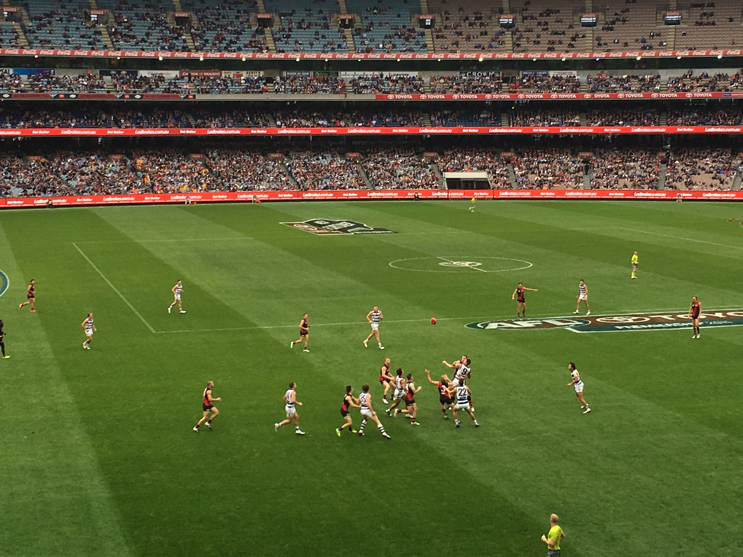 AFL at MCG!!