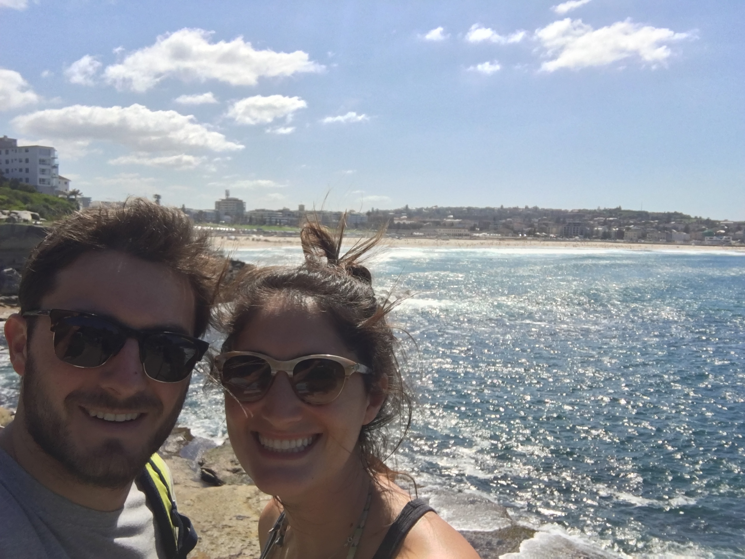 Walking to Coogee