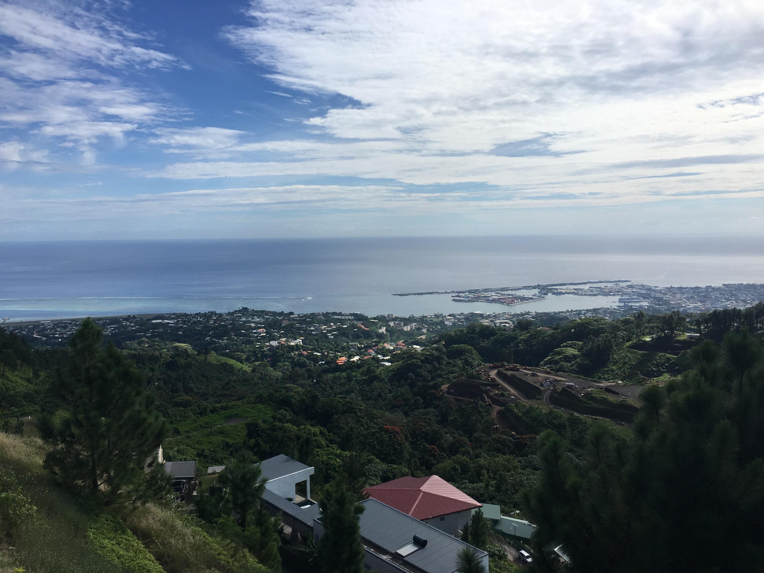 Tahiti views