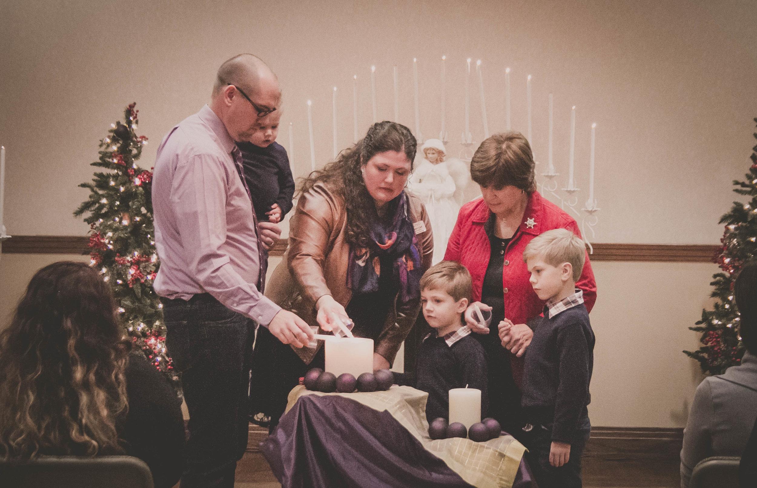 MEND Southwest Missouri Christmas Ceremony