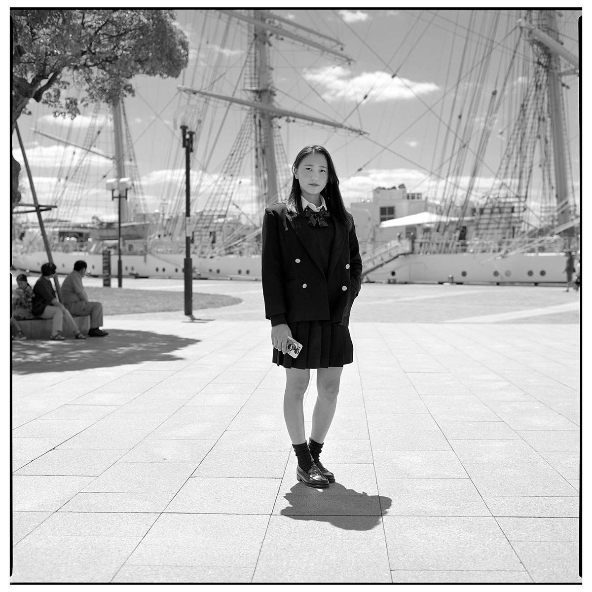 Renoa ;17 years old Sasebo, Sep.2017