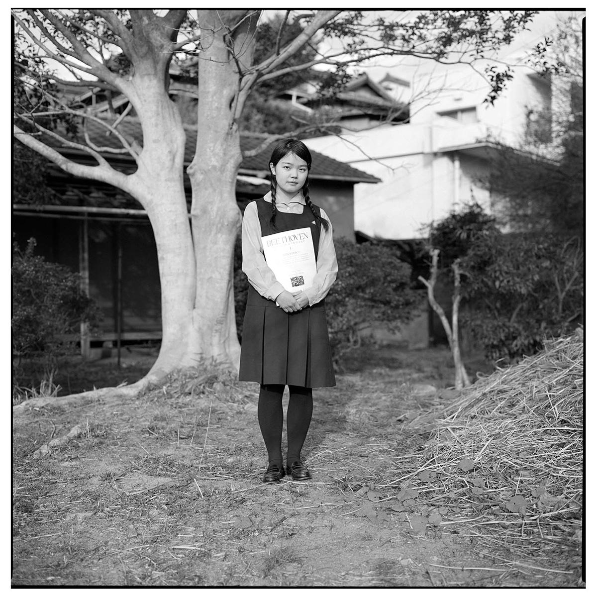 Kureha ;17 years old Sasebo, Dec.2017