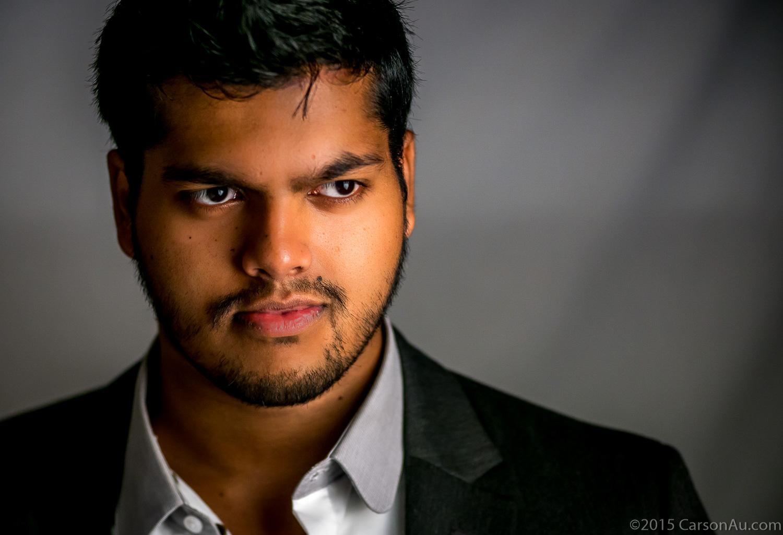 Chandra, Actor