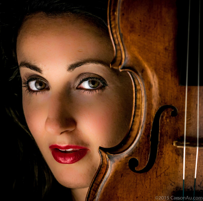 Elyse Belladonna, Violinists