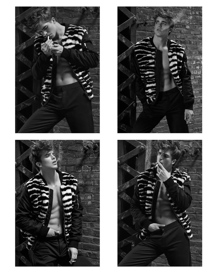 REFLEX HOMME COVER
