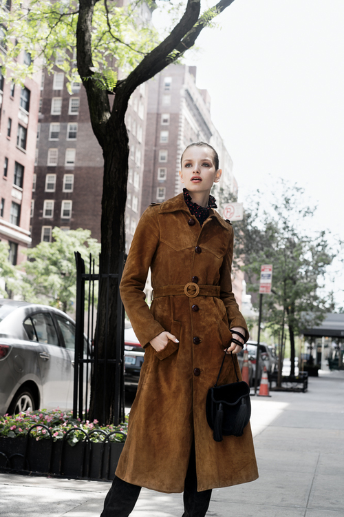 PARK AVENUE WITH MARIE LOUISE WEDEL