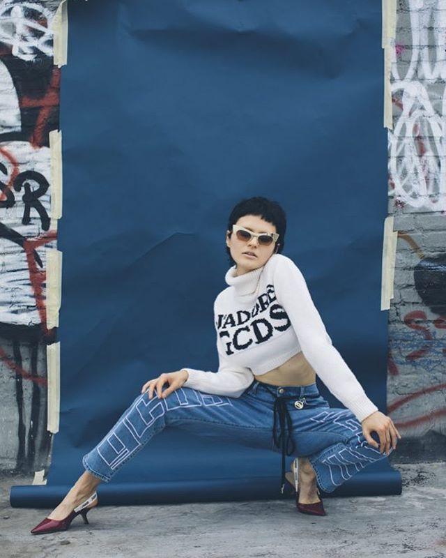 DM me for dank memes and Dior slingbacks 🔥👠🍁💅🏻@thebabybabushka @alexblackphoto @kazutoshimomura @danaarcidy . . . . #hypebae #gcds #fashionstylist #fashioneditorial #streetstyle #instabaddie #badbitch #style #fashion #dior