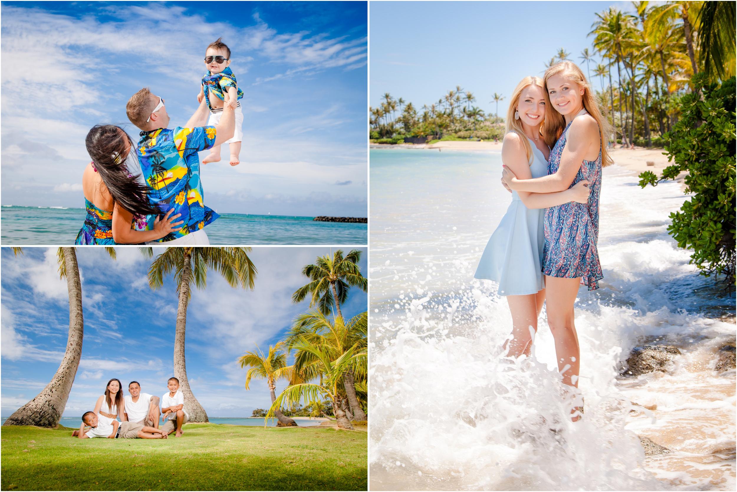 Best Oahu Portait Locations Family Couples Photographer