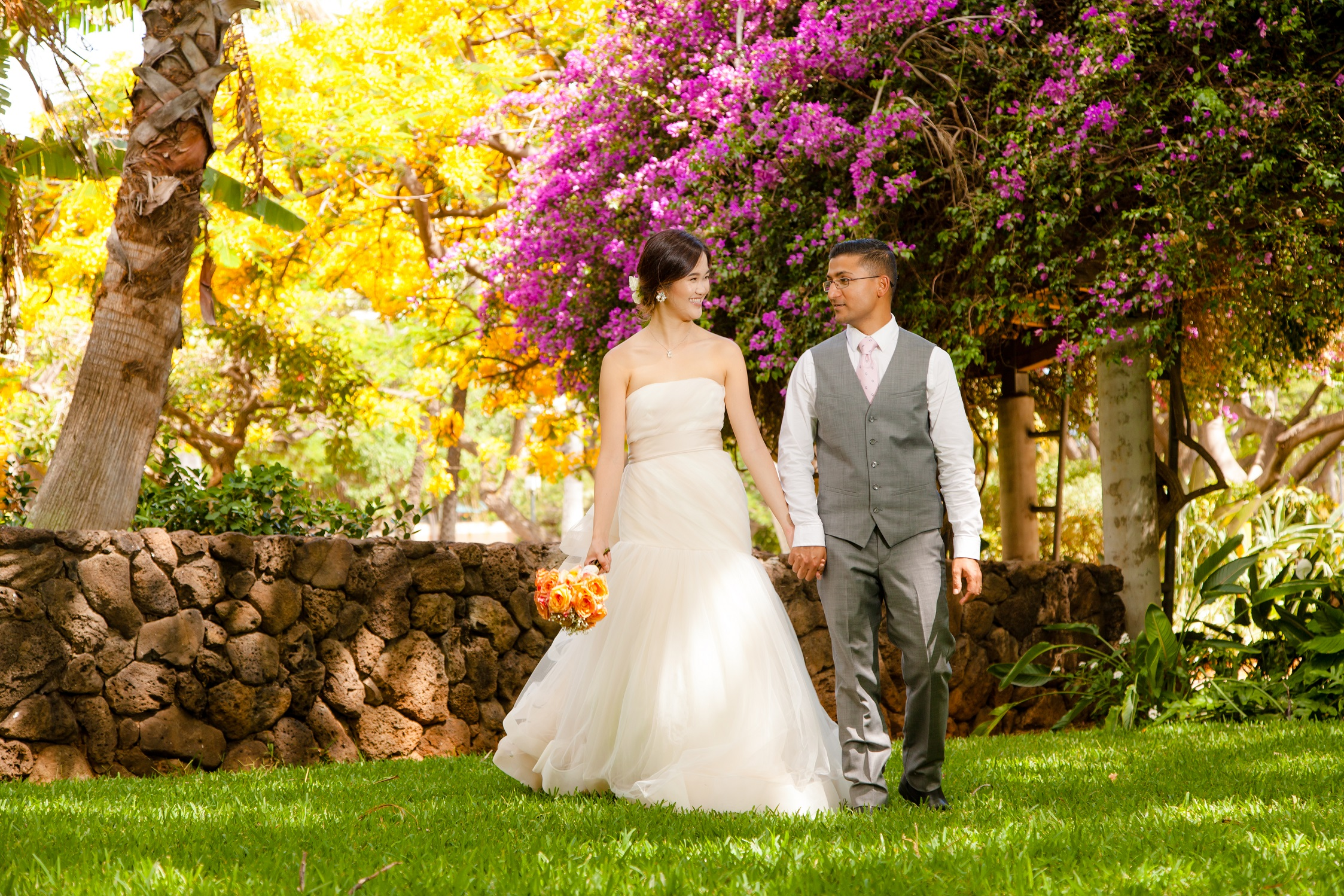 Hale Koa oahu destination wedding photographer