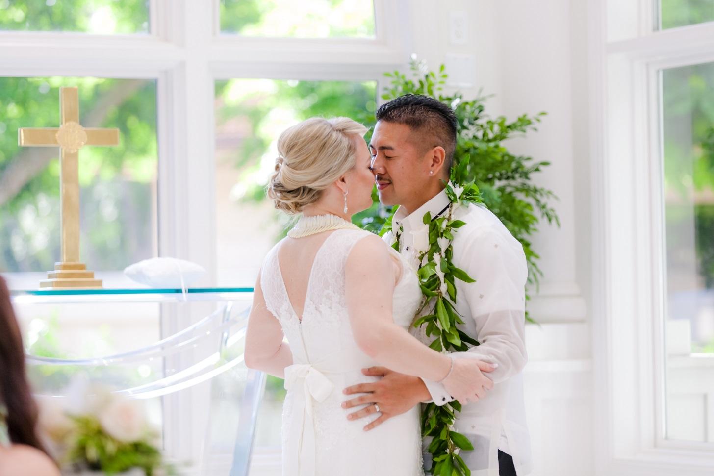 hawaii hilton village chapel wedding ceremony