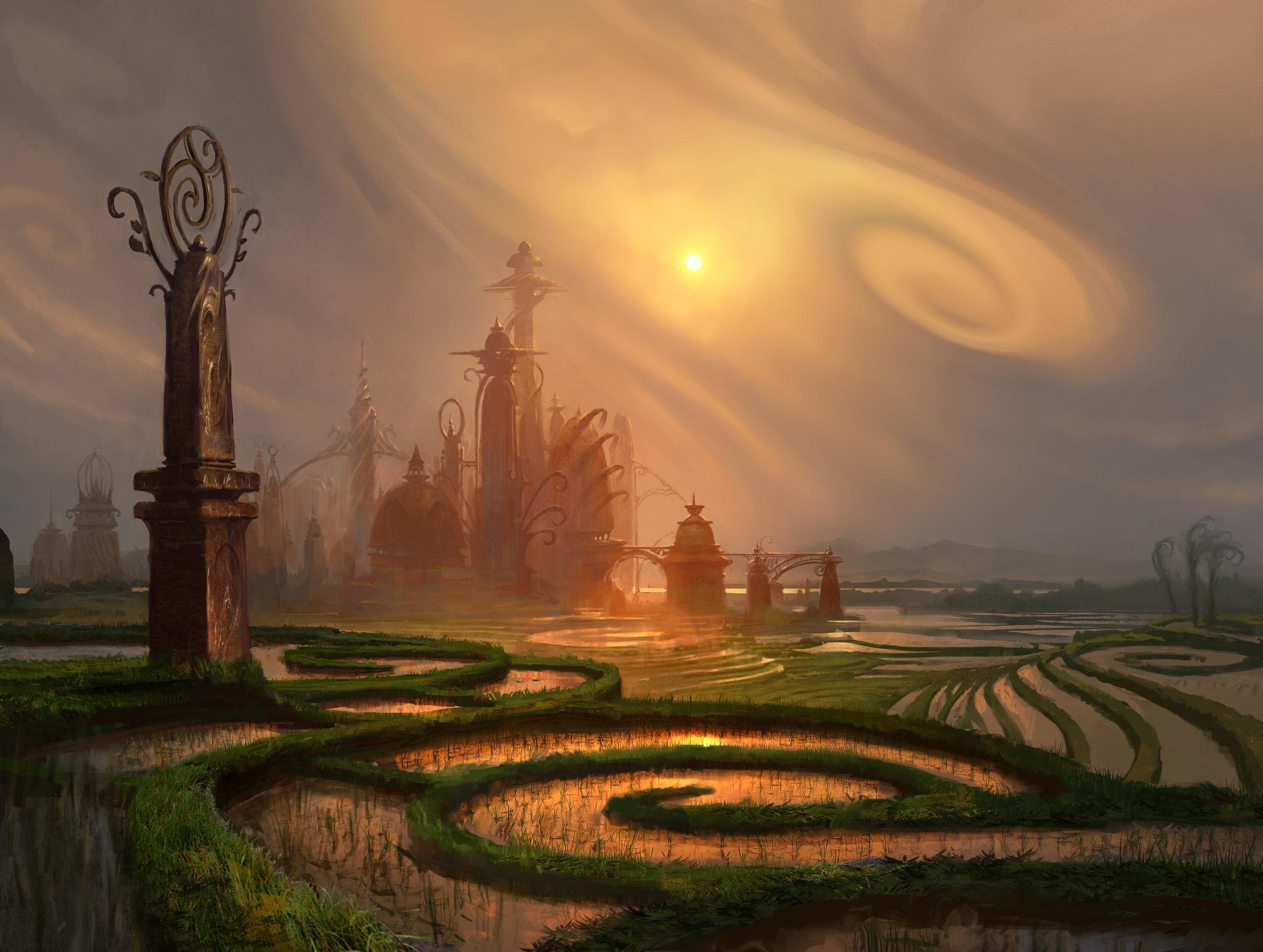 Swamp (Kaladesh)