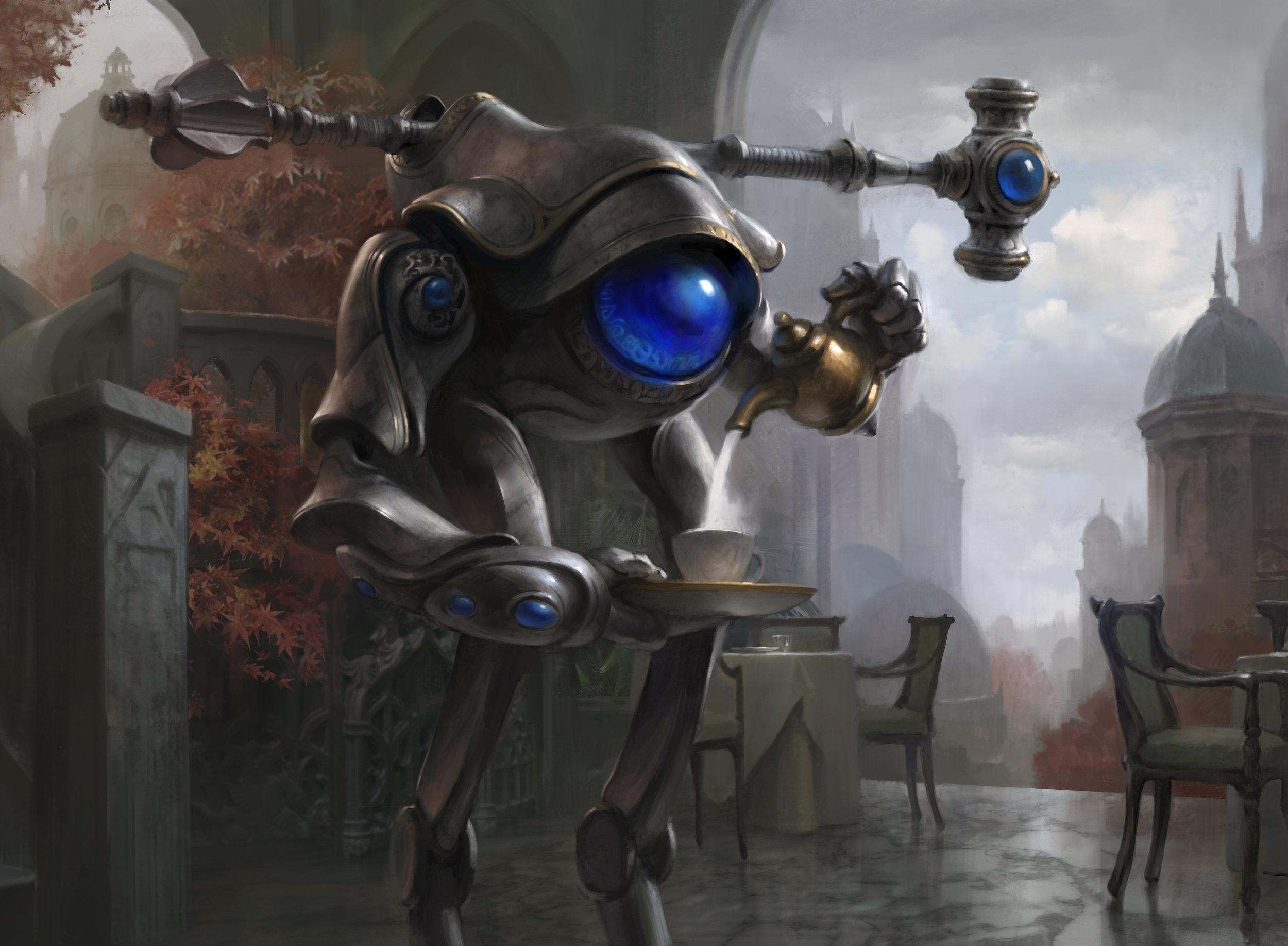Dovin's Automaton