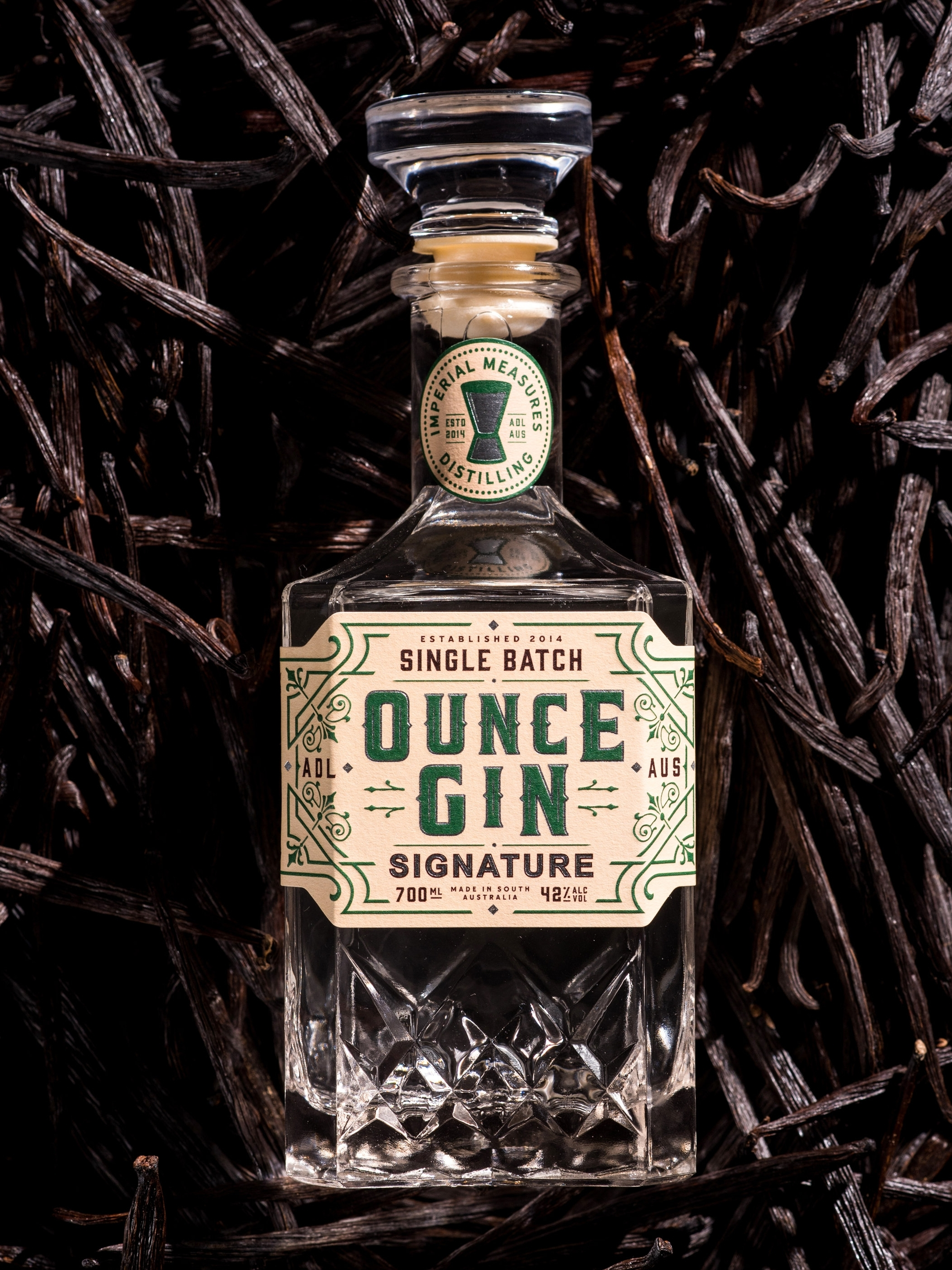 Ounce Gin Signature