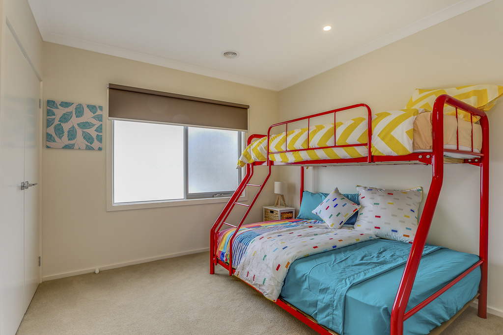 Bedroom 4 with single over double