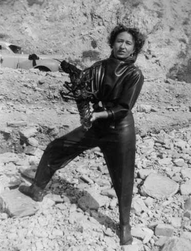 A true pioneer in the world of scuba diving, Dottie Frazier – born in 1922, challenged the social expectations of women at the time and became the first female hard-hat diver, the first female scuba instructor and the first woman to own a dive shop. Source:  SkinDivingHistory