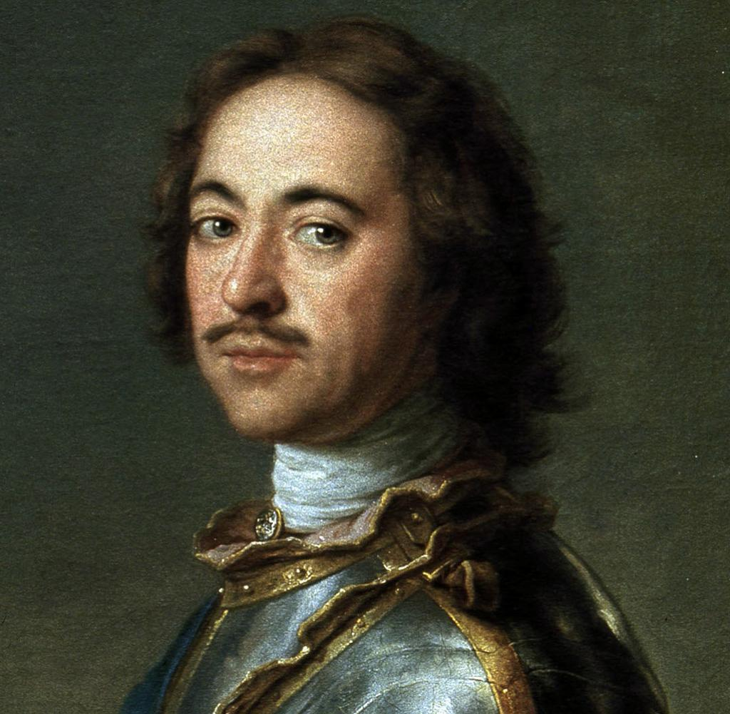 PETER THE GREAT -