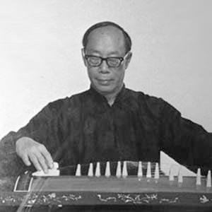 Liang Tsai-Ping from  guzheng.cn