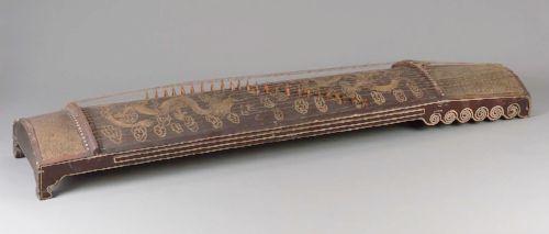 sè (瑟), from  Museum of Fine Arts, Boston
