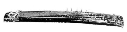 Tang Dynasty zheng from Cheng 1991
