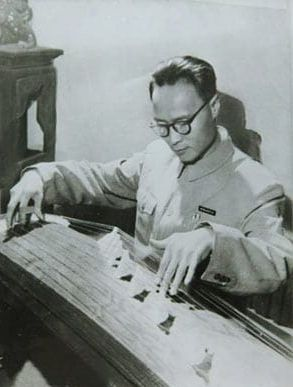Cáo Zhèng, from  guzheng.cn