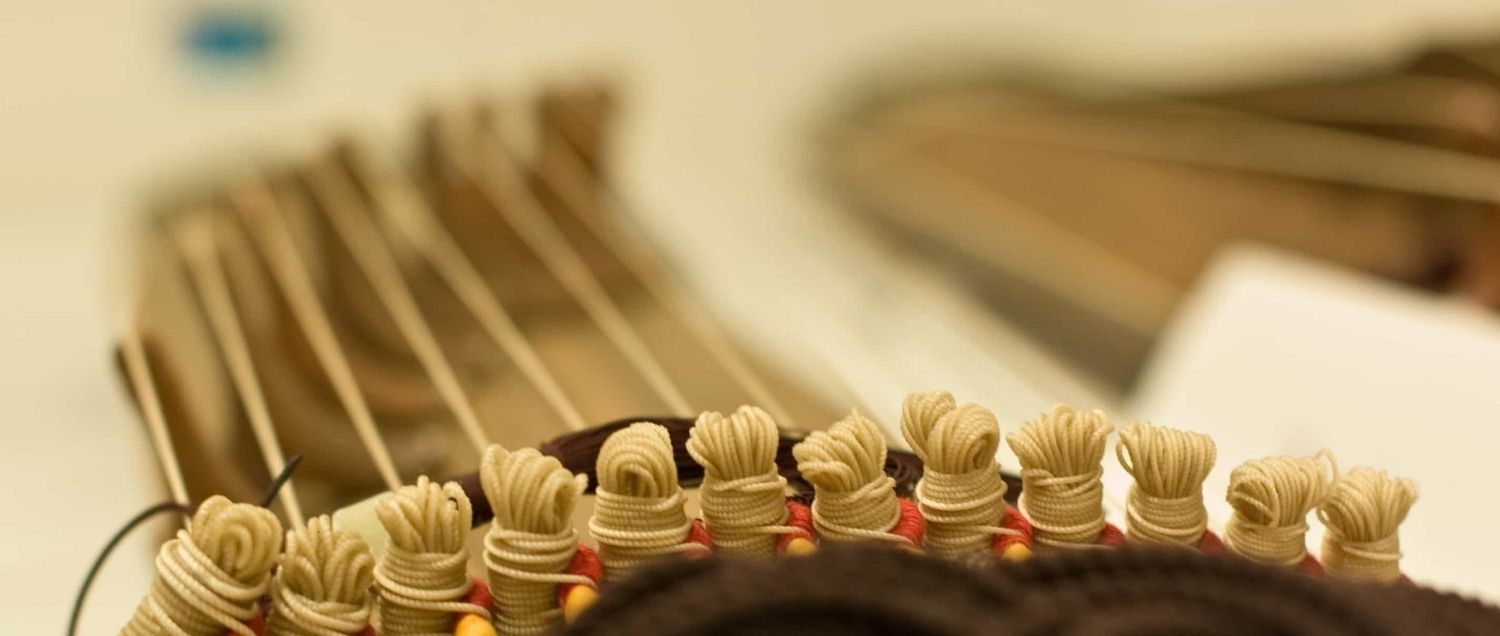 Similar Instruments - Other Asian Zithers