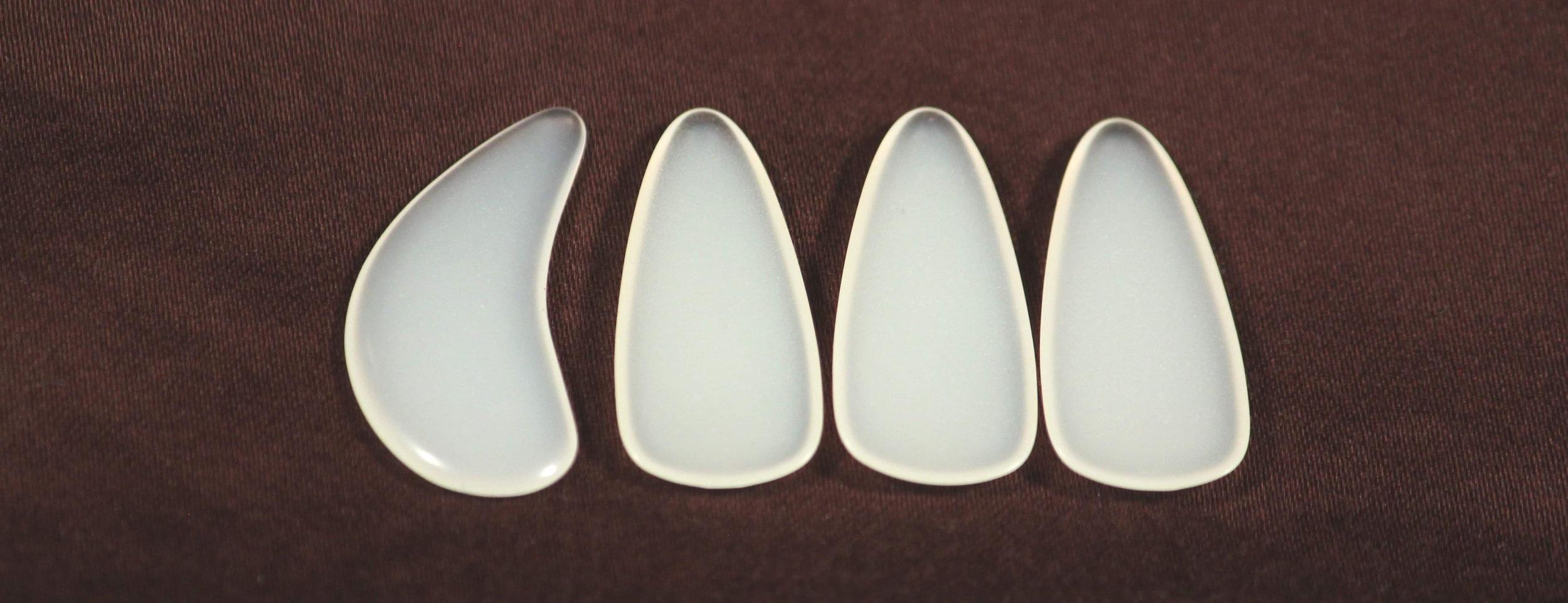 Nylon guzheng nails.