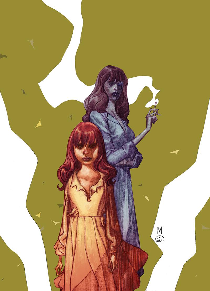 """Cover  """"Orfani: Juric""""#1  Pencil: Nicola Mari  Colors: Barbara Ciardo  SERGIO BONELLI EDITORE"""