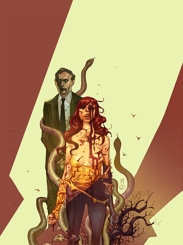 """Cover  """"Orfani: Juric""""#2  Pencil: Nicola Mari  Colors: Barbara Ciardo  SERGIO BONELLI EDITORE"""