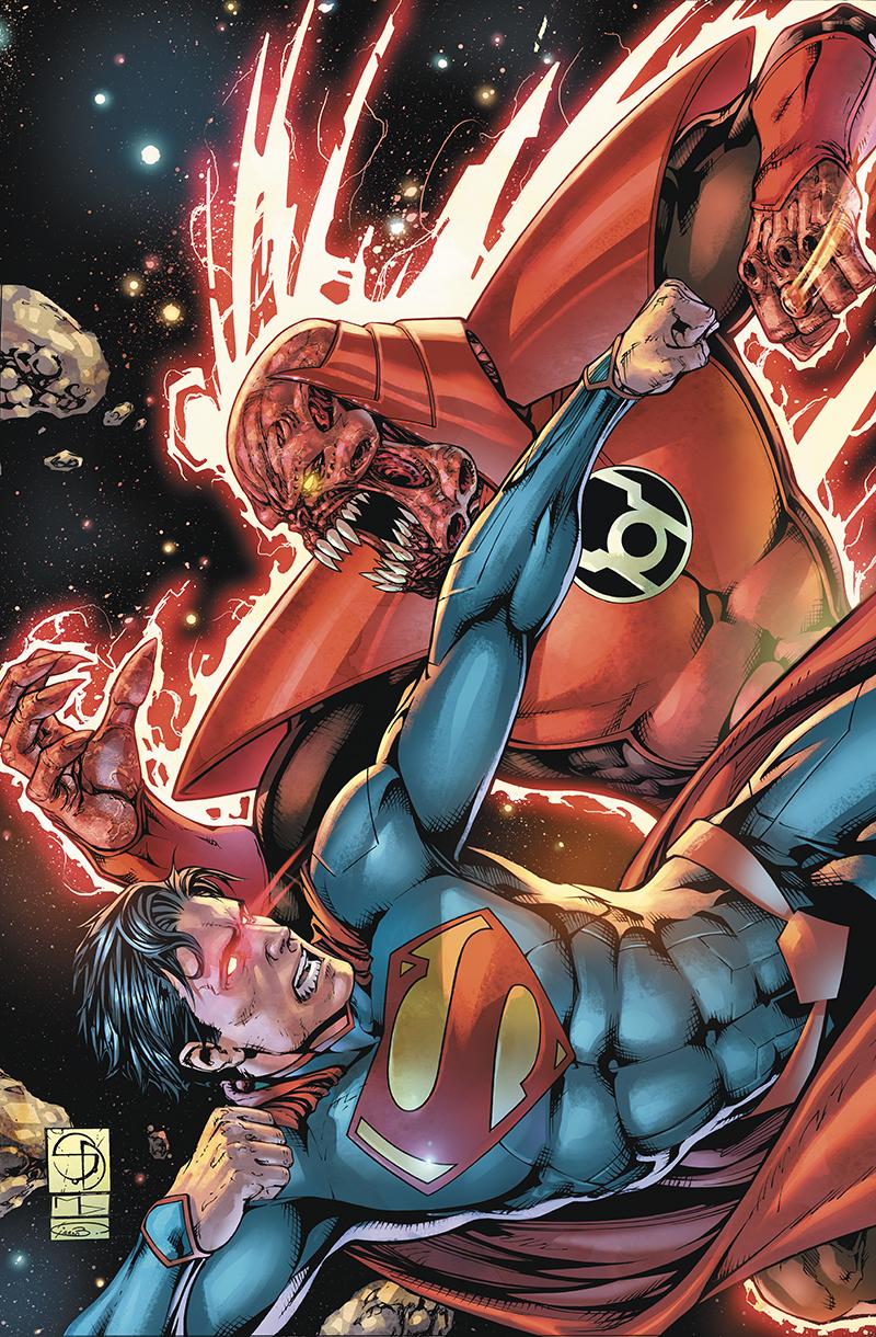 "Variant Cover  ""Superman"" vol 3 #39  Pencil: Shane Davis  Ink: Michelle Delecki  Colors: Barbara Ciardo  DC COMICS"