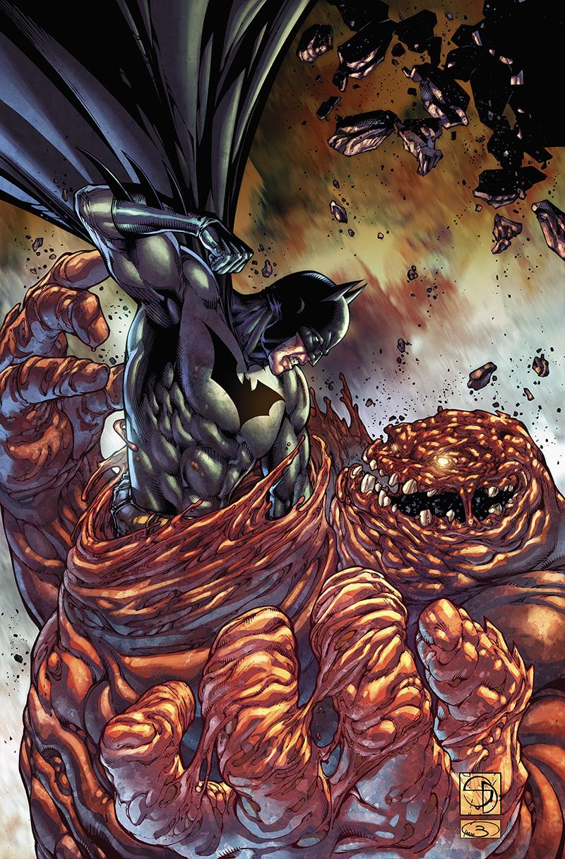 "Cover  ""Legends of the Dark Knight"" #61  Pencil and ink: Shane Davis  Colors: Barbara Ciardo  DC COMICS"