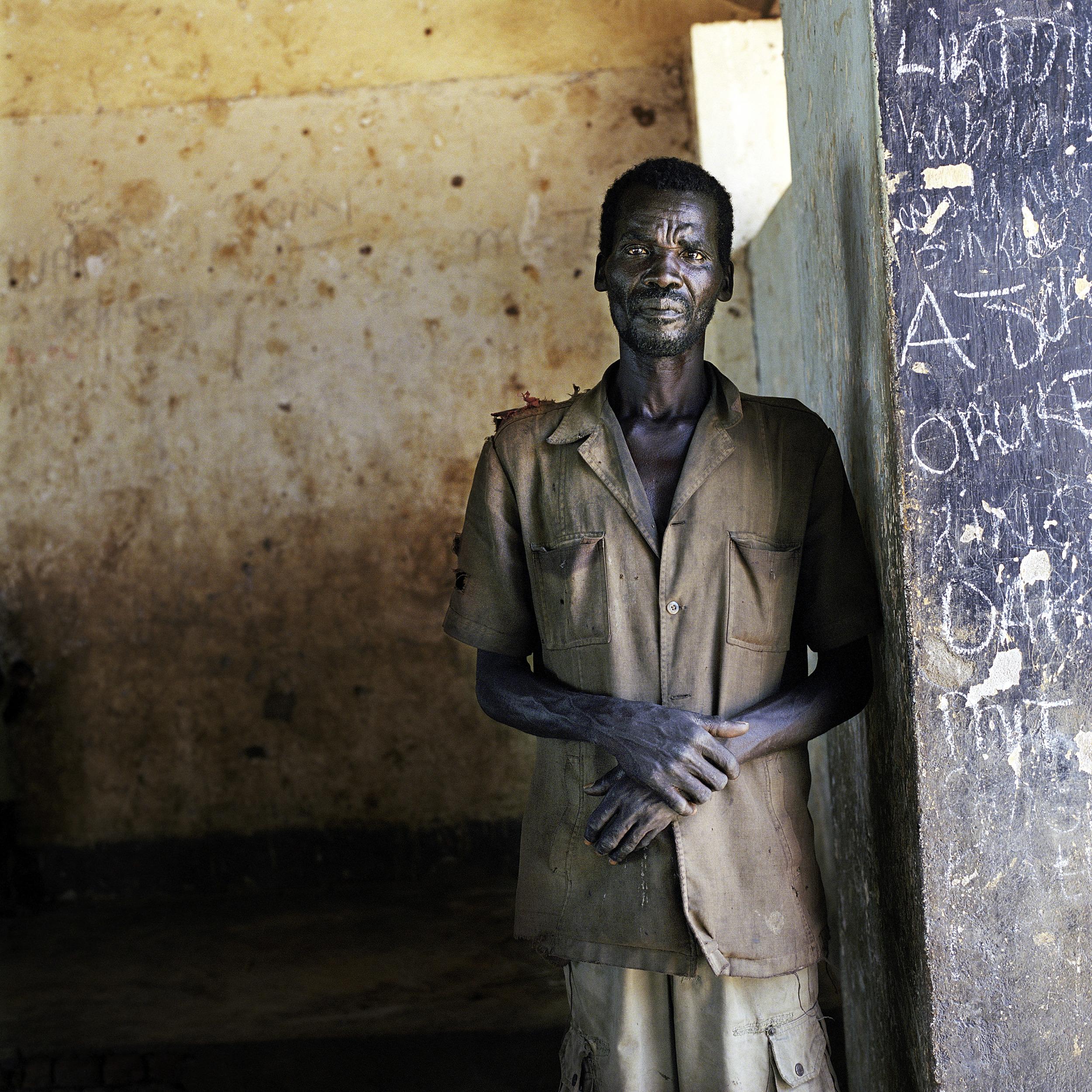 Uganda, Patongo