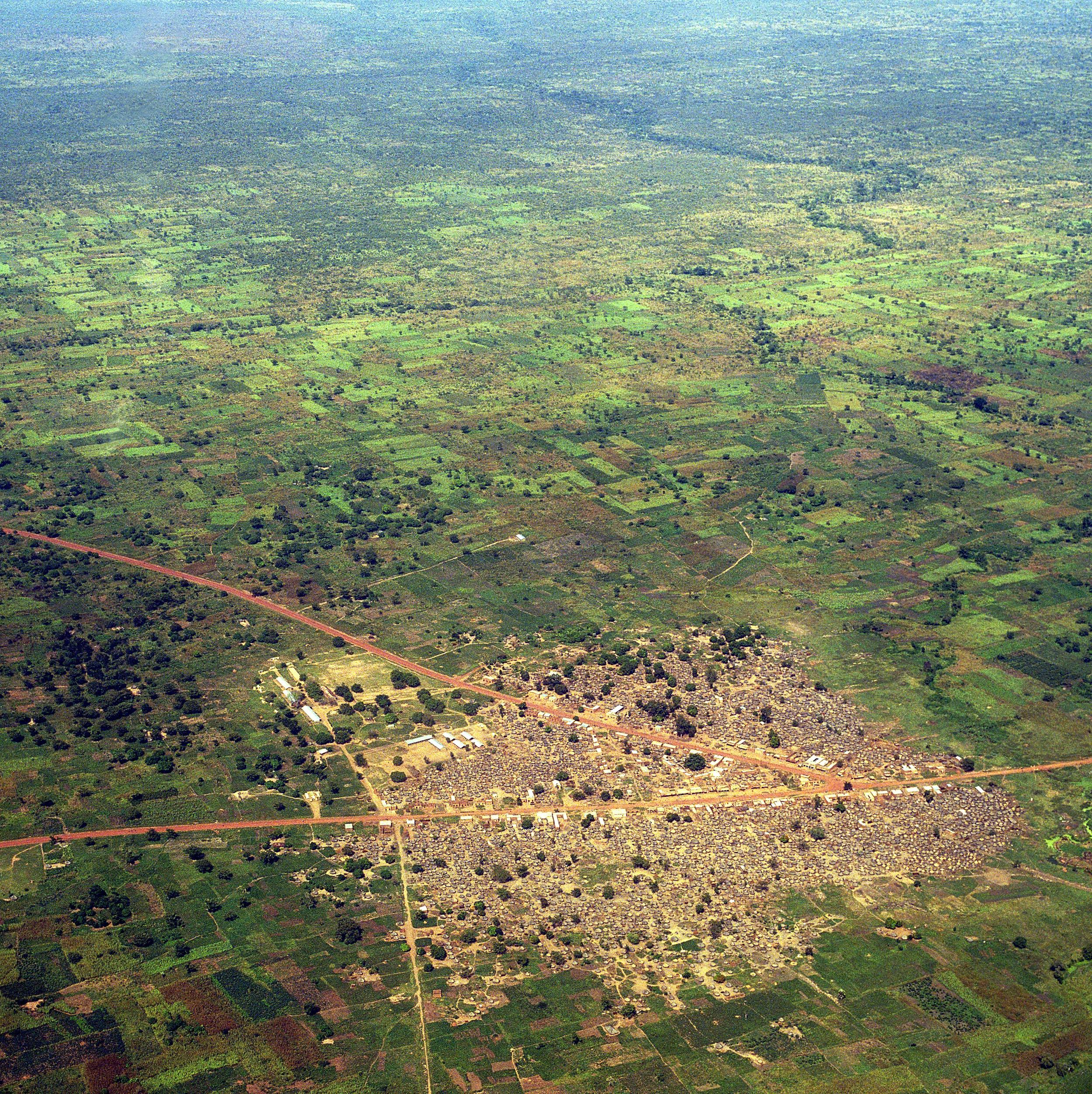 Uganda, Nr. Kitgum