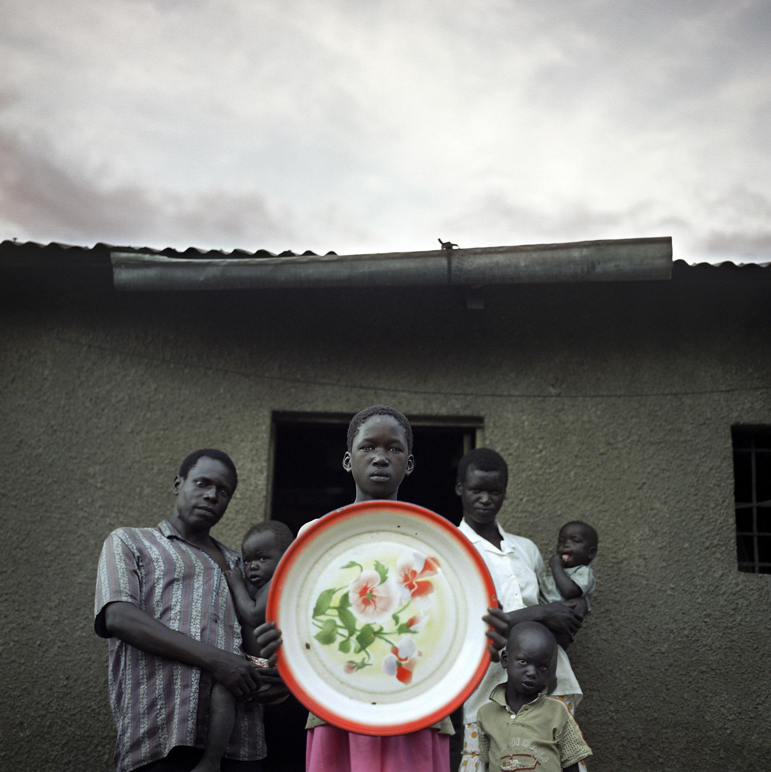 Uganda, Amugu Camp