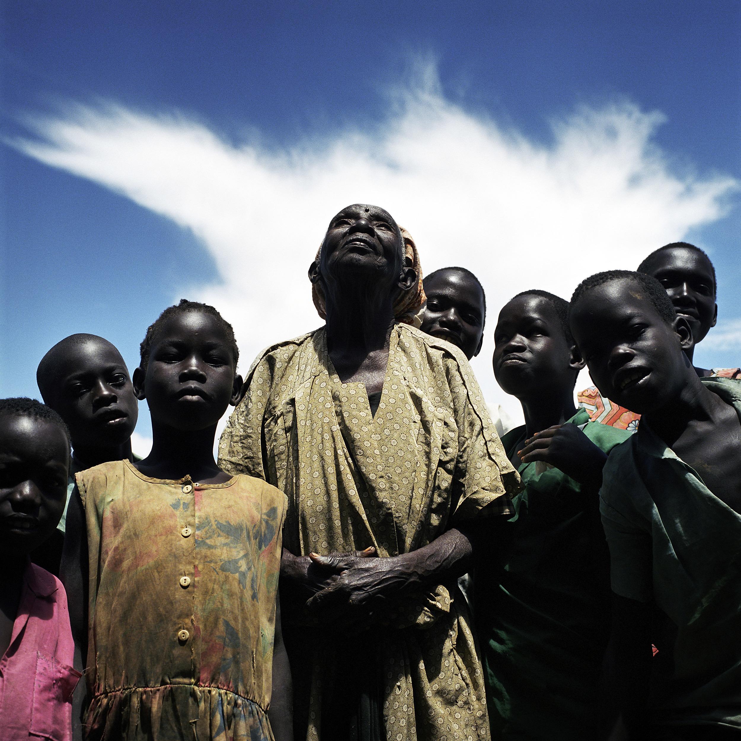 Uganda, Omoro