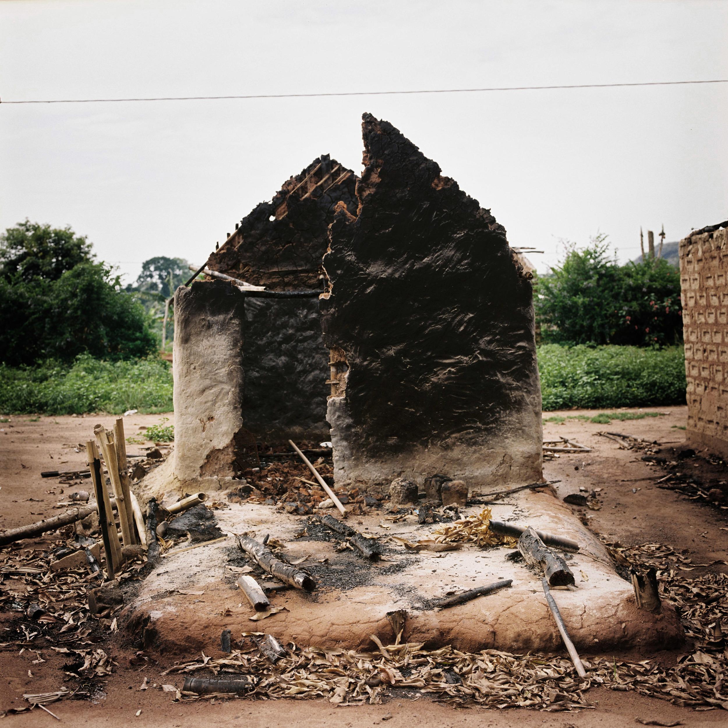 Ivory Coast (Cote D'ivoire), Diahouin, Moyen-Cavally