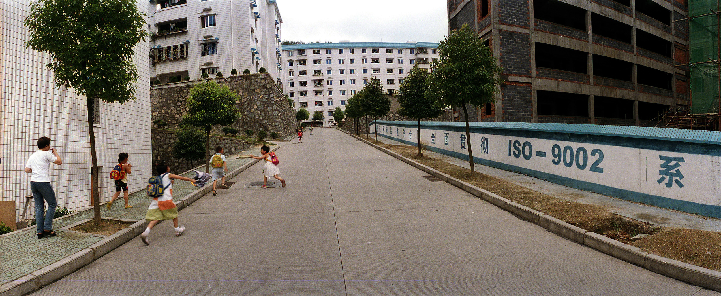 China, New Zigui, Yangtze river