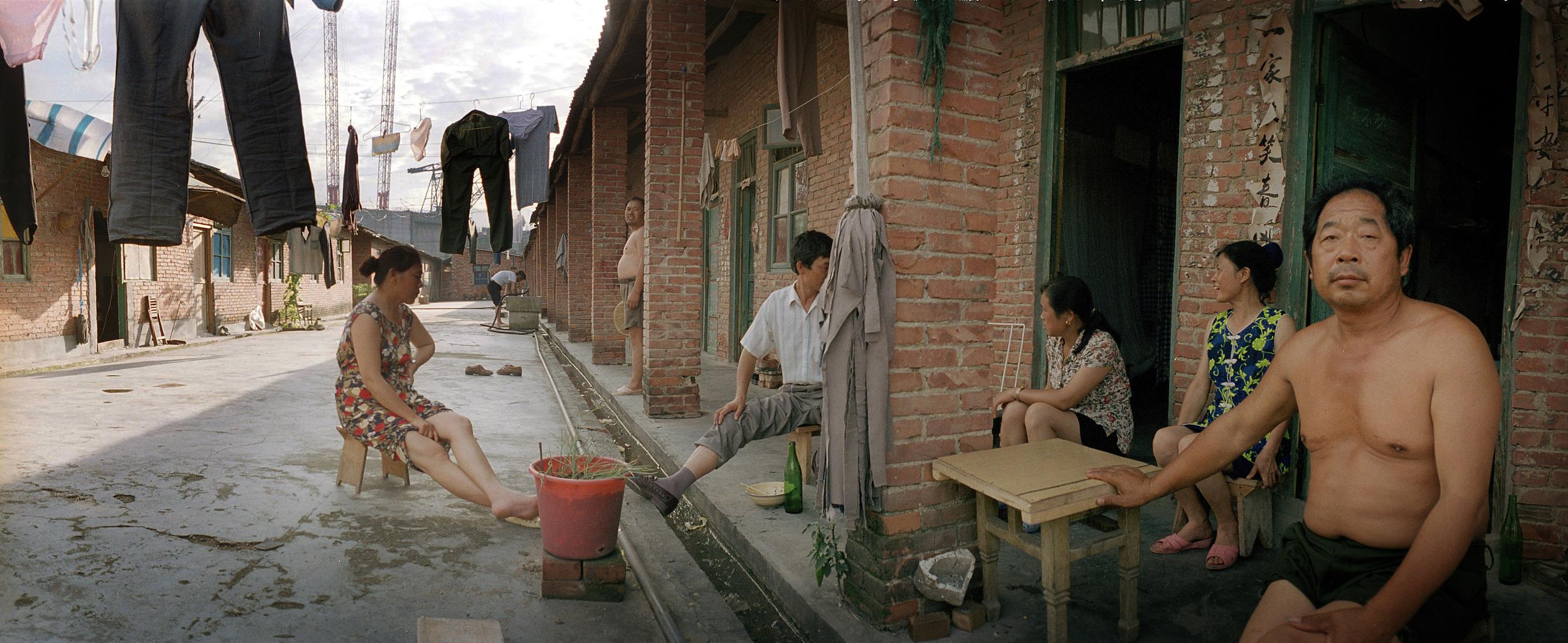 China, Nr. Yichang, Yangtze river