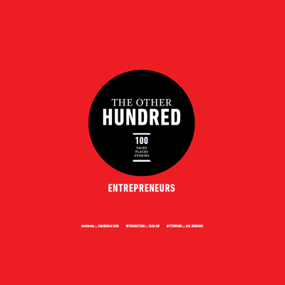 The second edition of The Other Hundred focuses on the world's everyday Entrepreneurs. It captures the reality that small and medium-sized businesses, rather than tech billionaires or elite MBAs, contribute the majority of the world's jobs, including half of all jobs in Africa and two-thirds in Asia.