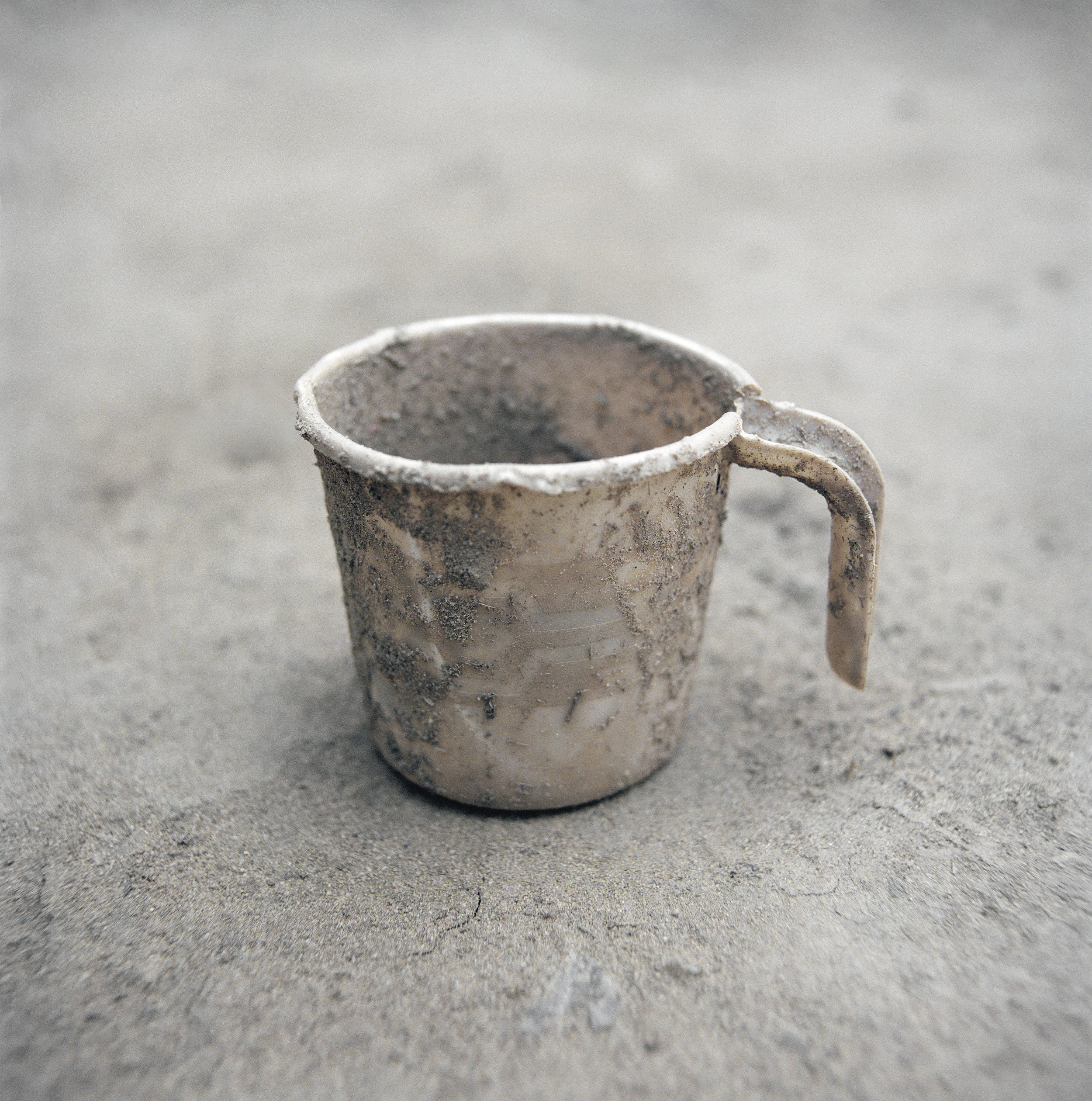 Niger  A cup belonging to Ramatou Salifou.