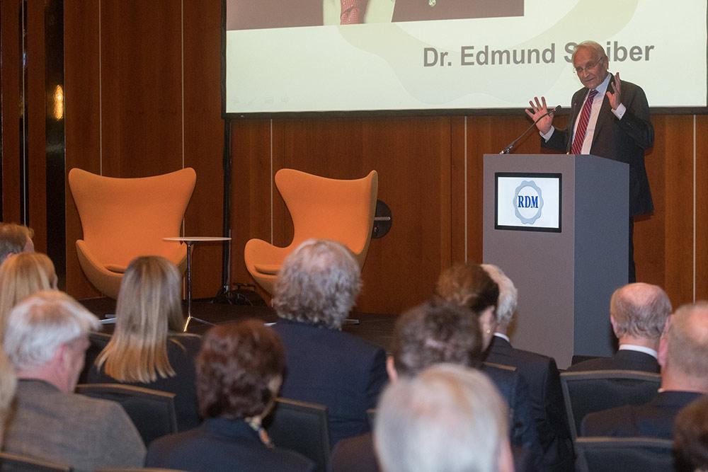 Dr. Edmund Stoiber