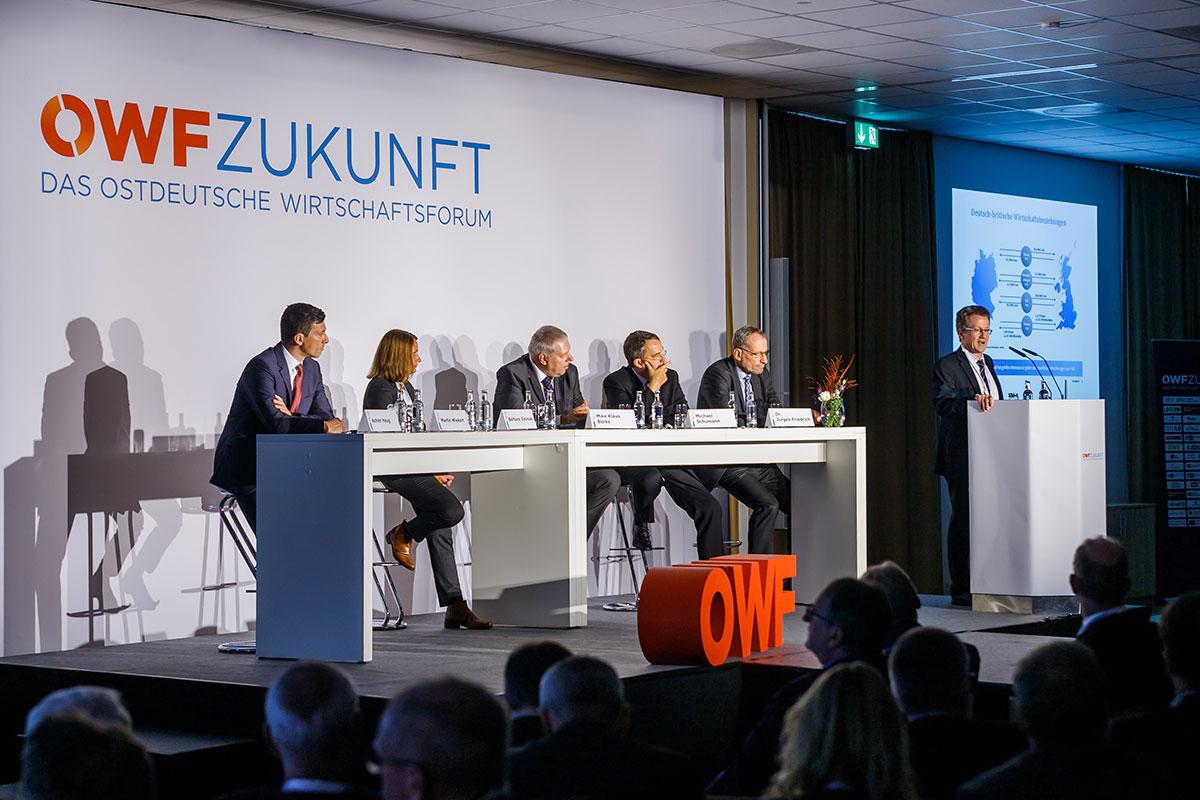 Achim Haug, Martin Wiekert, Barbara Zimniok, Mike Klaus Barke, Michael Schumann, Dr. Jürgen Friedrich