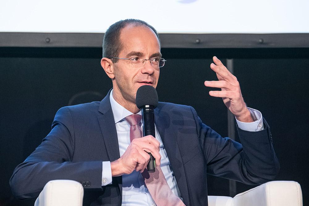 Christian Gräff, MdA  moderiert die Diskussion