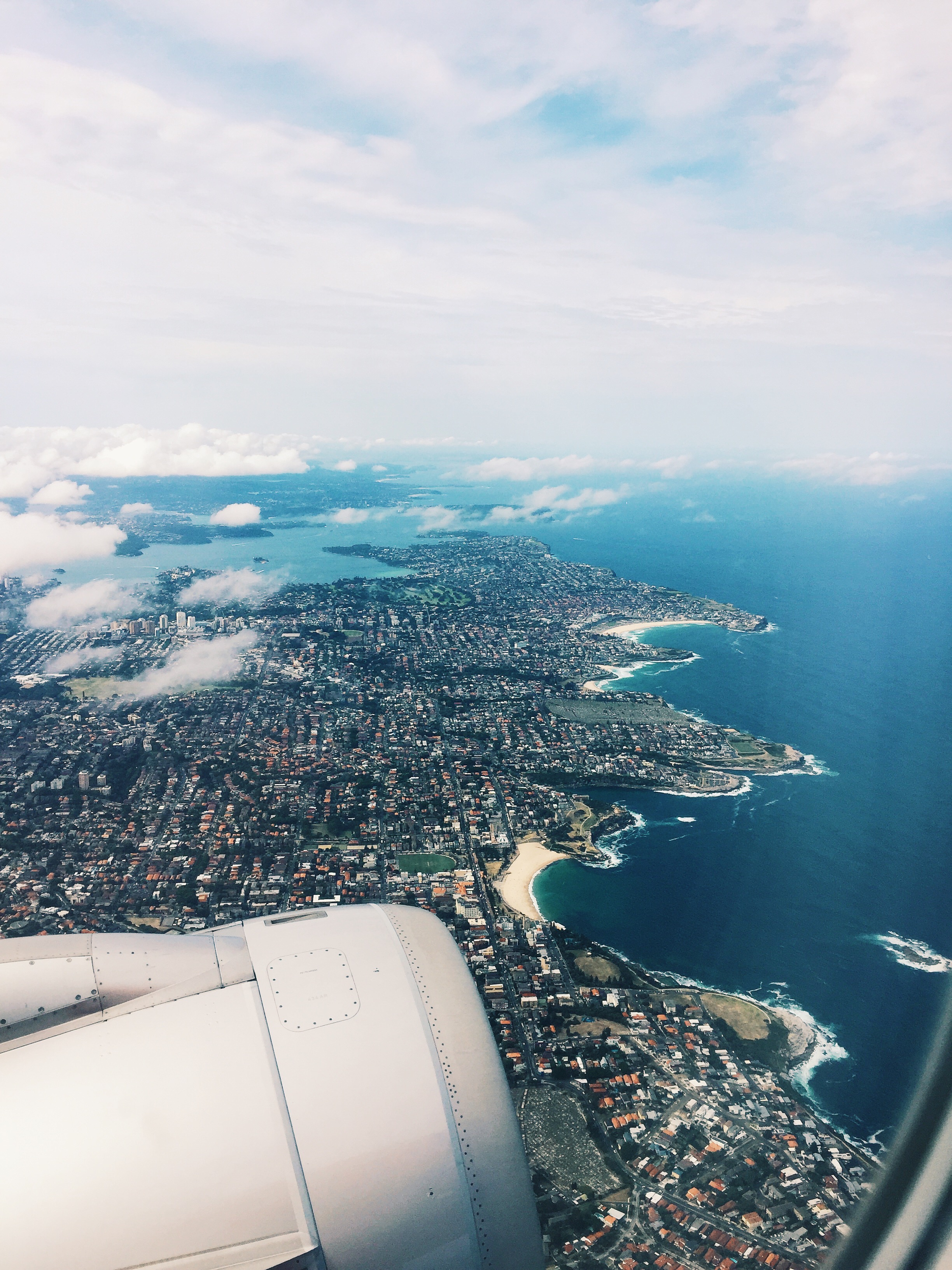 I travelled to Sydney by myself for a week and it was the most amazing experience.