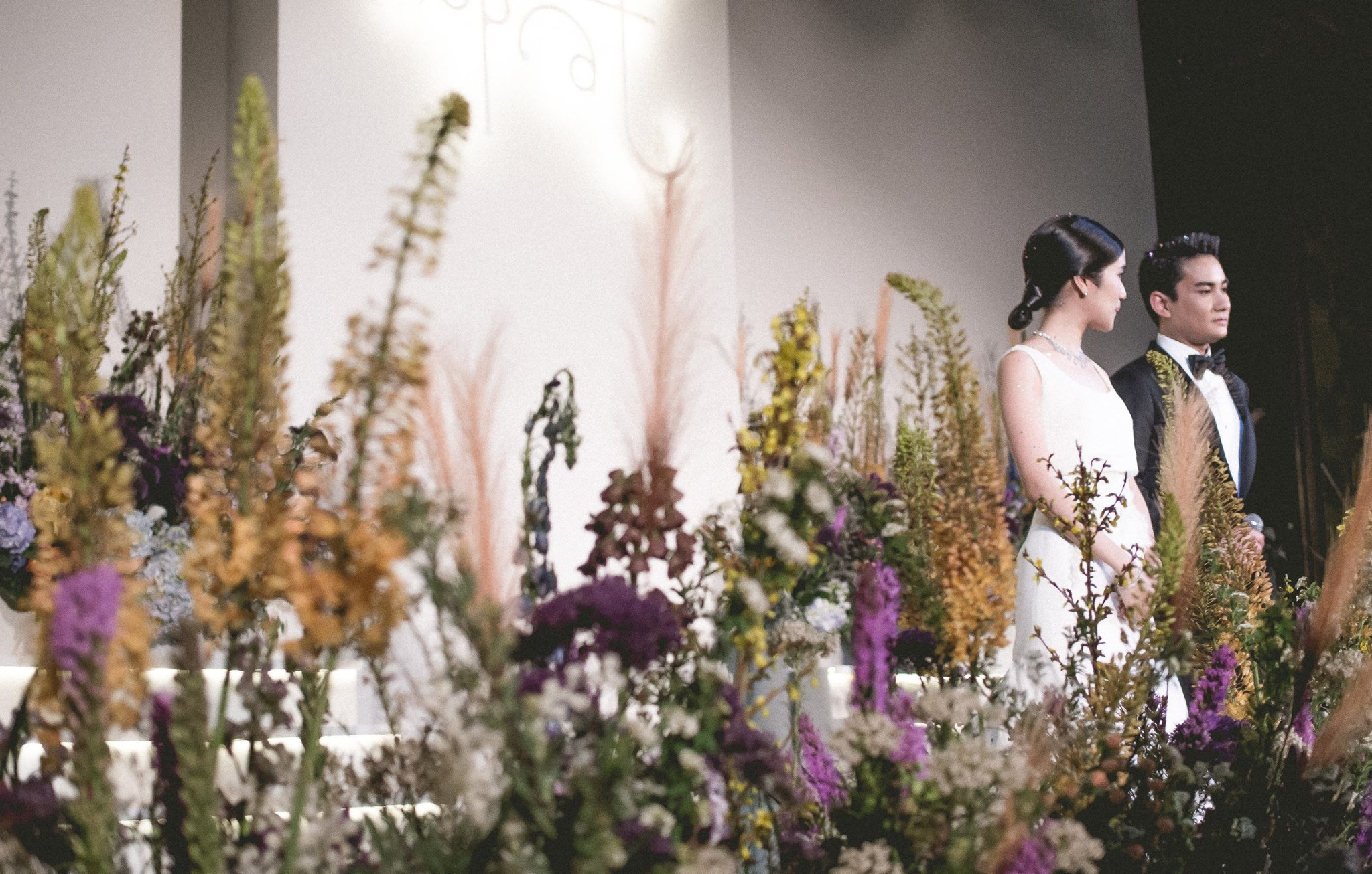 Bouquet - Muscari and Oxypetalum