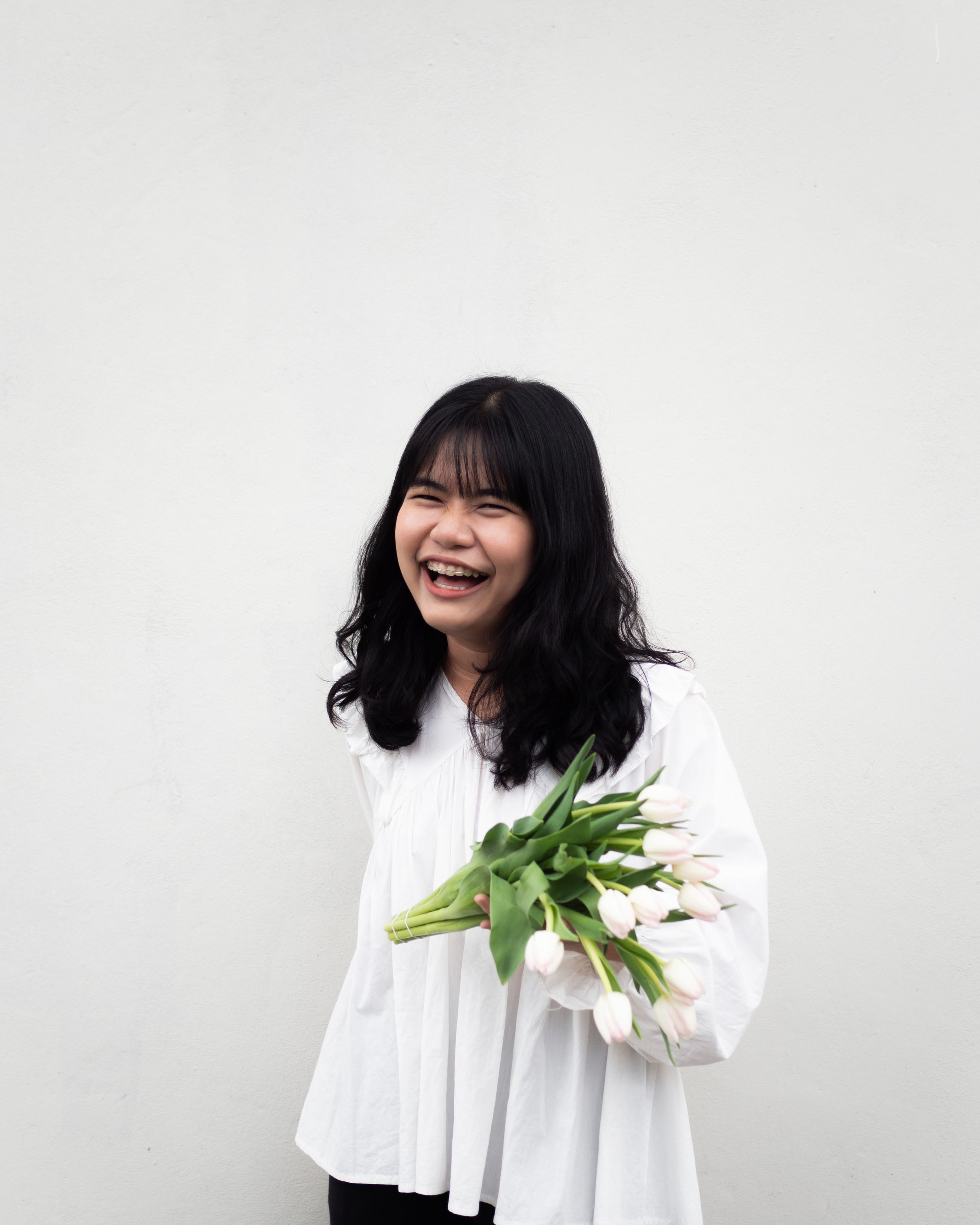 Chu graduated B.A. (Home Economics) from Suan Dusit School of Culinary Arts after a long-period internship at PHKA back in 2016. She has since continued to work at the studio, being one of our own, and rising to the intermediate level. Floral horticulture, plant materials purchasing and handling, floral craft, and floral arrangement are among the knowledge she could well contribute to the team.Chutima (Chu) Tangsinchai  chutima@phkastudio.com