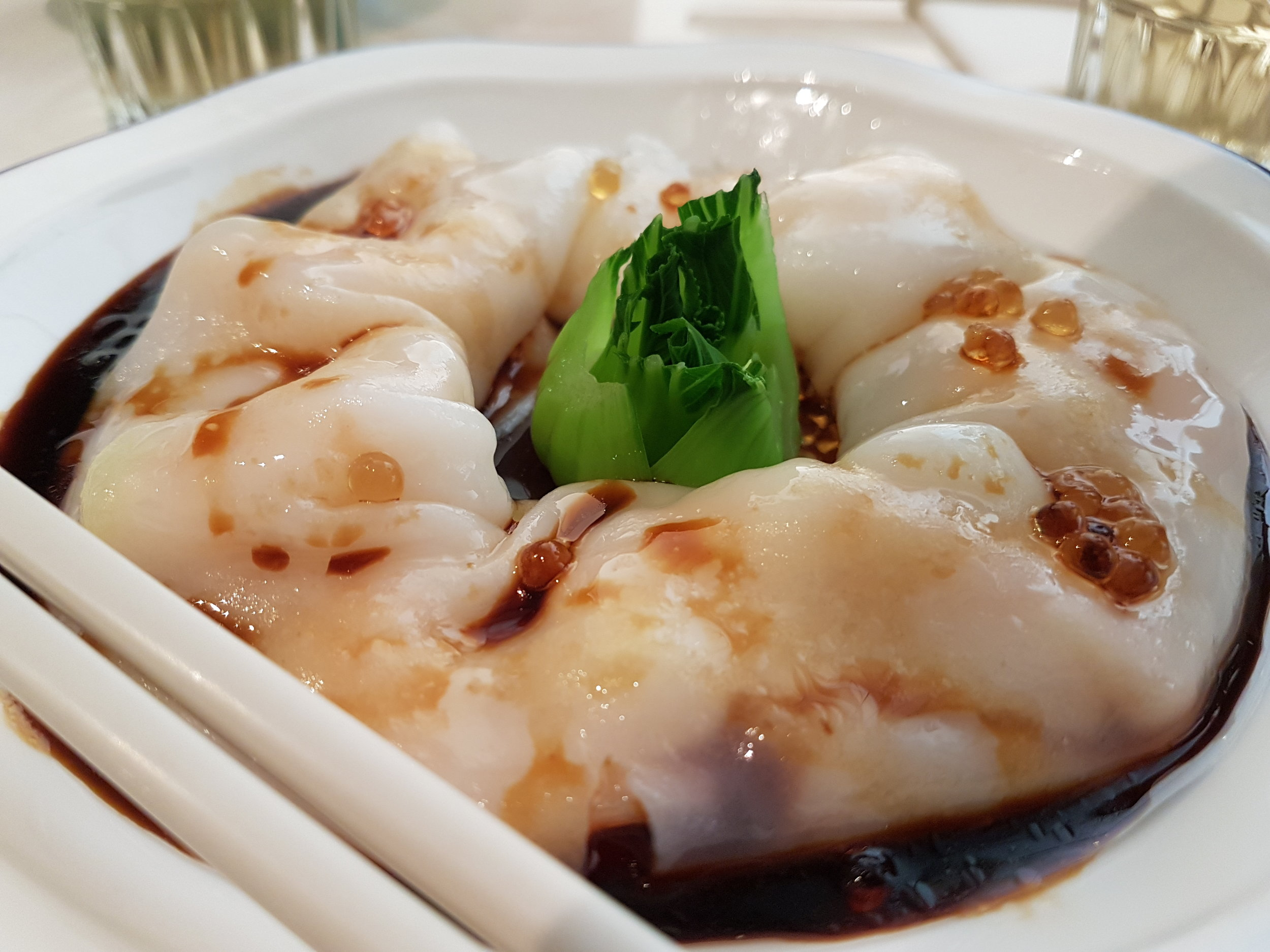 Shrimp dim sum @ Yum Cha