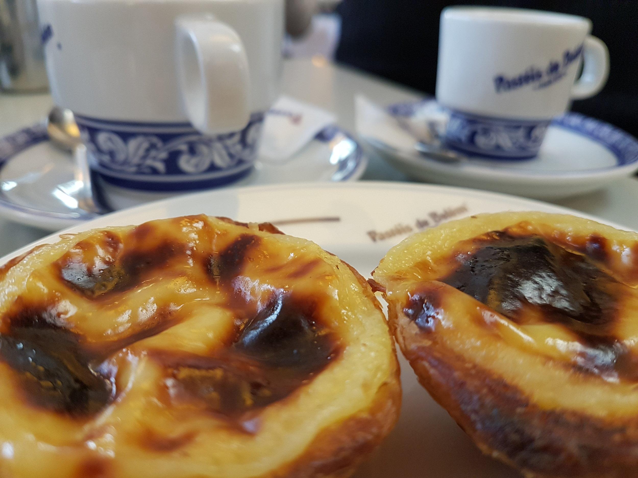 Pastéis de Belém, the pastry