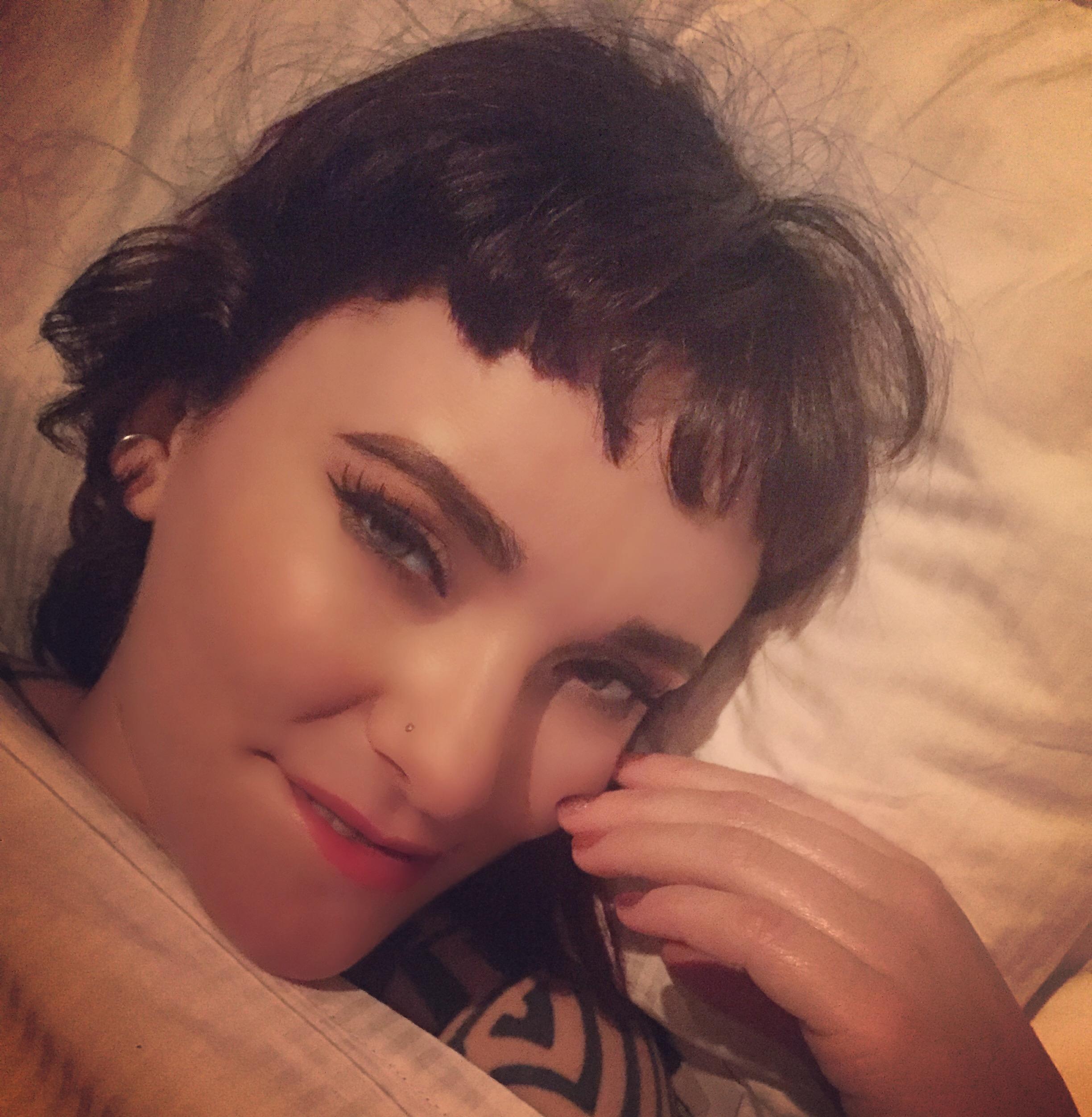 miss Tallula darling kinky escort, tattooed femdom, Pro Domme,  Mistress, BDSM dominatrix, painted lady