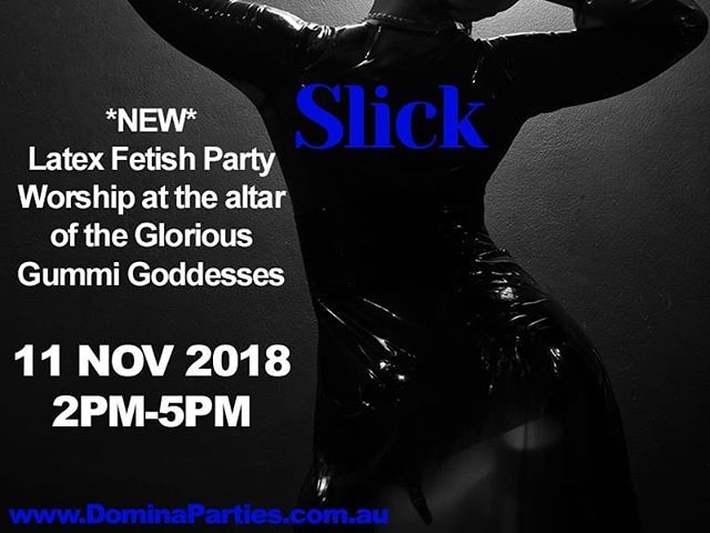 domina parties multi slave multi mistress parties latex worship latex fetish Brisbane Bdsm